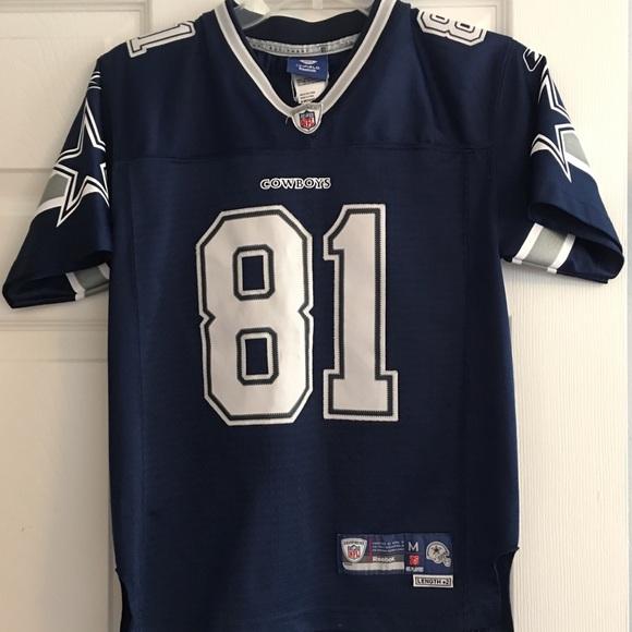 "Dallas Cowboys NFL Jersey ""Owens 81"" ( Boys)"